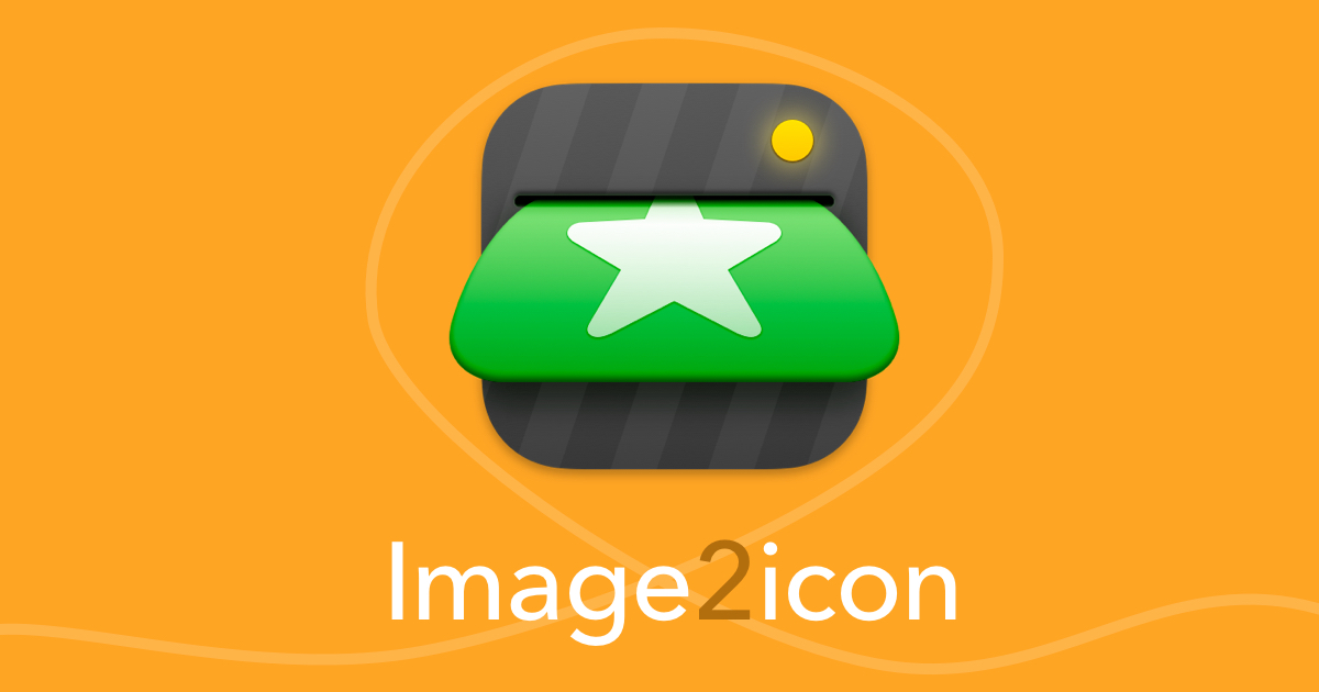 Image2icon - Your Mac  Your Icons