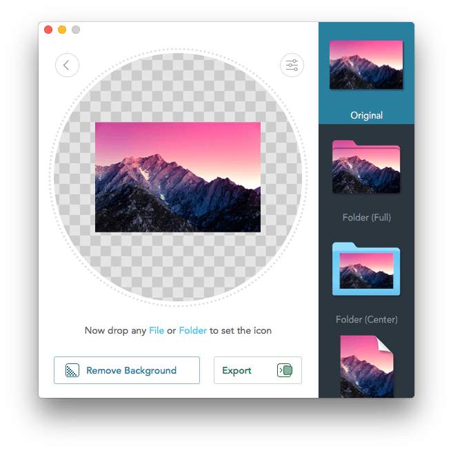 png to icon converter mac